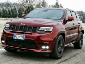 Фотография Jeep Grand Cherokee SRT8 2019 года